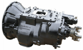 Rebuilt, new and used truck transmissions and parts.